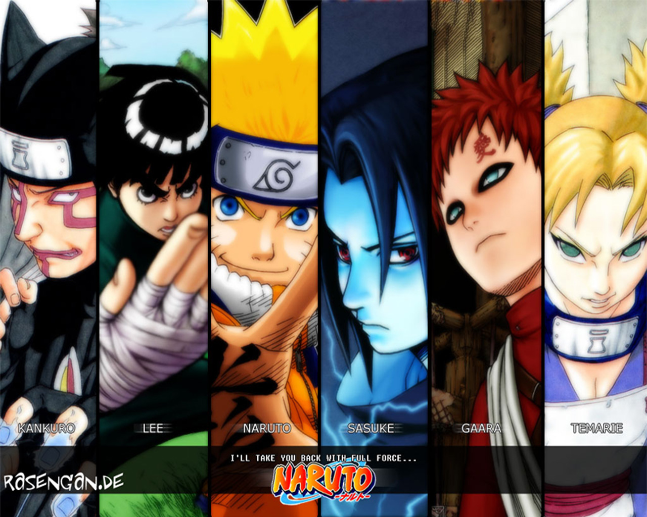 naruto welcome